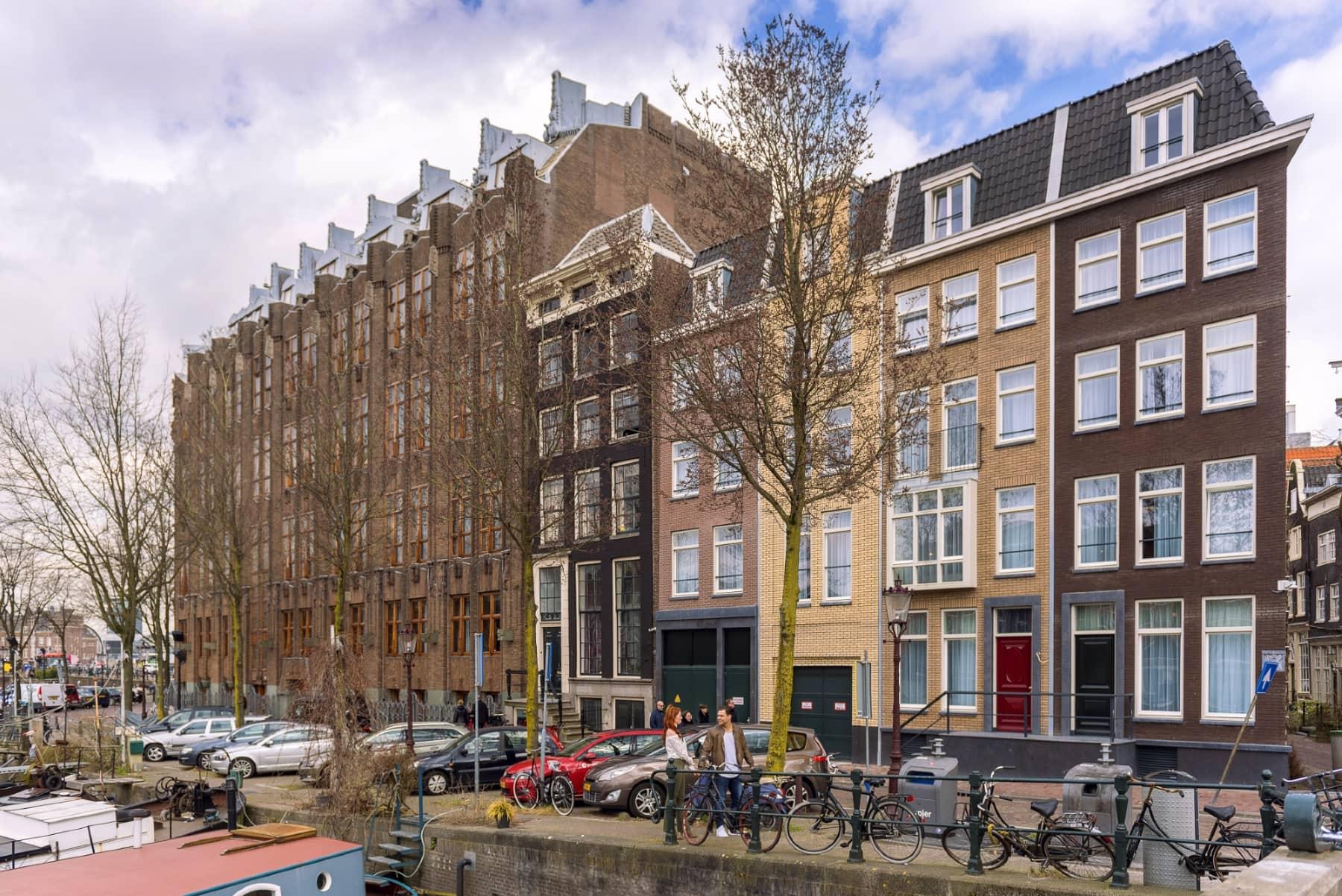 Grand Hotel Amrath Amsterdam Extension Pellikaan